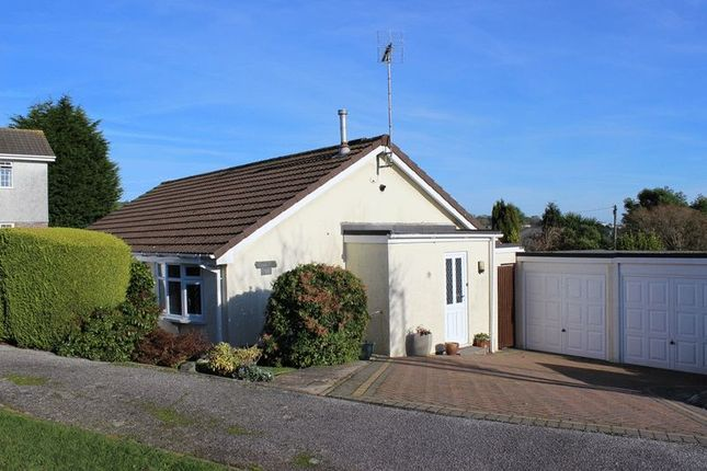 Thumbnail Bungalow for sale in Edgcumbe Green, Trewoon, St. Austell