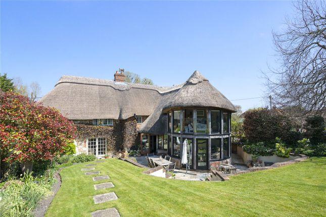4 bed detached house for sale in Burcombe Lane, Burcombe, Salisbury SP2