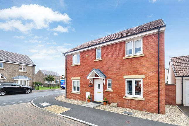 Thumbnail Detached house for sale in Bridling Crescent, Newport
