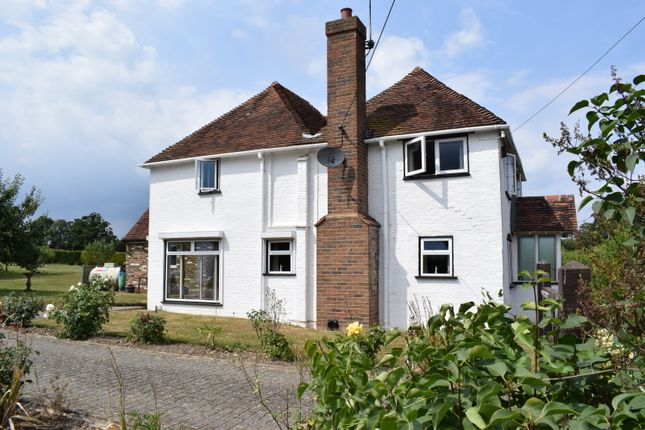 Thumbnail Detached house for sale in Goudhurst Road, Marden, Tonbridge