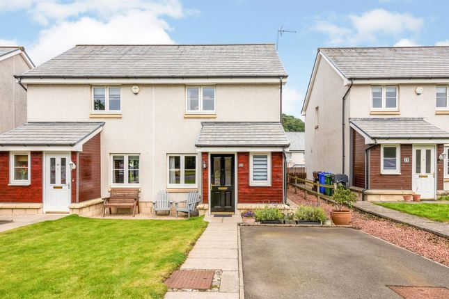 Thumbnail Semi-detached house for sale in Wordie Road, Stirling