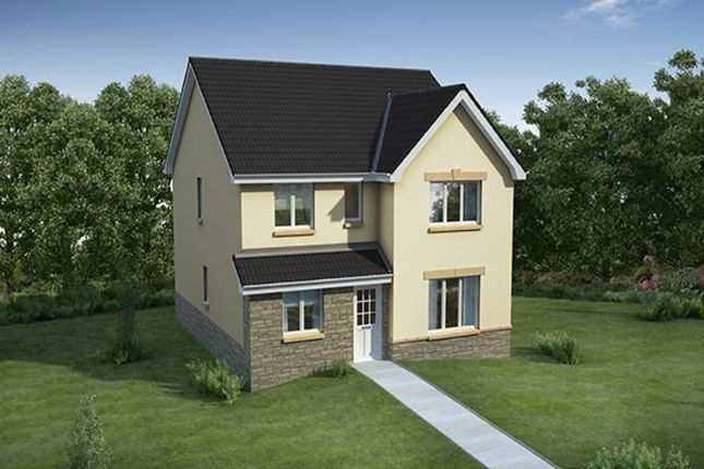 Thumbnail Detached house for sale in Langton Road, East Calder, Livingston