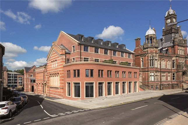 Thumbnail Flat for sale in The Old Fire Station, Clifford Street, York