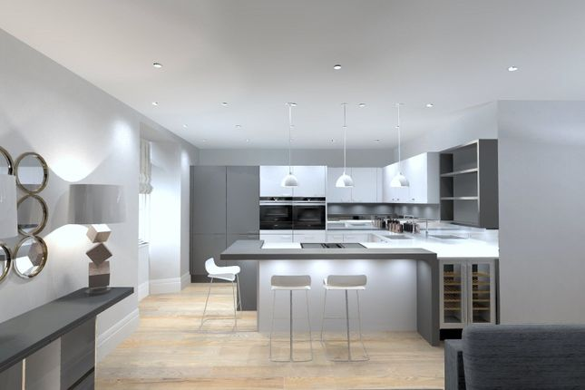 Thumbnail Flat for sale in Apartment - Woodside Terrace, Glasgow