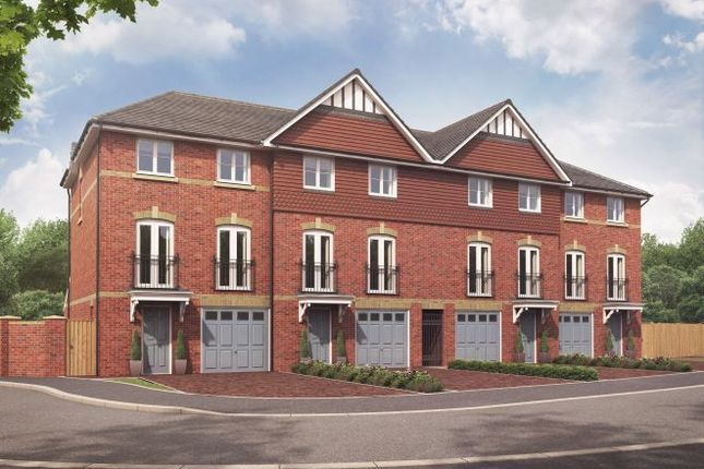 Thumbnail Town house for sale in Westlow Heath, Congleton, Cheshire