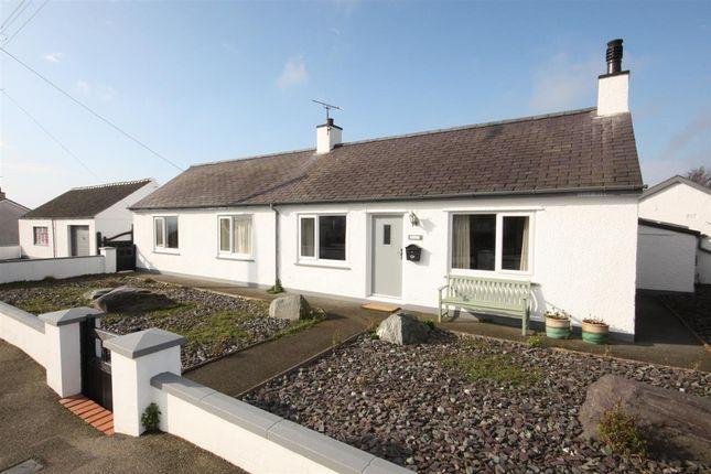 3 bed detached bungalow for sale in Hafan, Lon Amlwch, Rhosybol