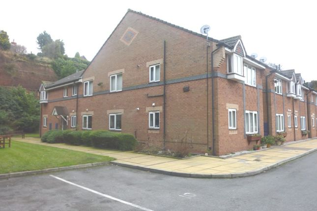 Thumbnail Shared accommodation to rent in Stonemasons Court, Clay Cross Road, Woolton, Liverpool