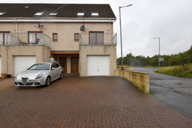 Thumbnail Terraced house to rent in Village Road, Cambuslang, Glasgow