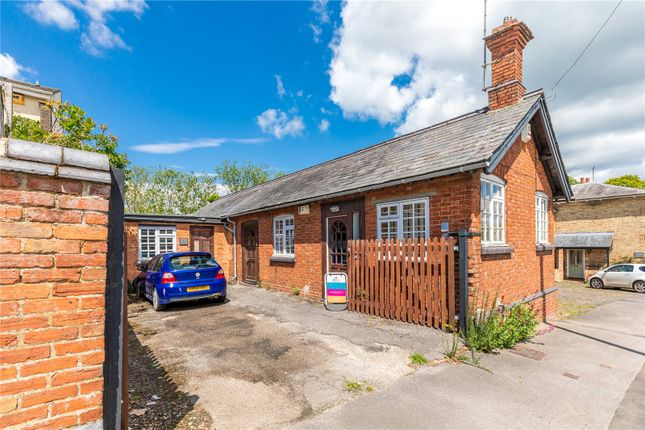 Thumbnail Bungalow for sale in Station Road, Winslow, Buckingham, Buckinghamshire