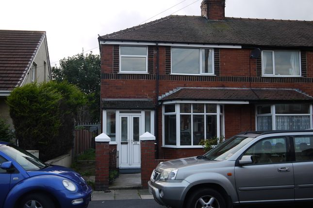 Thumbnail End terrace house to rent in Henson Avenue, Blackpool