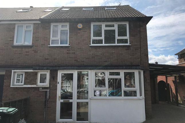 Thumbnail Semi-detached house to rent in Eton Avenue, London