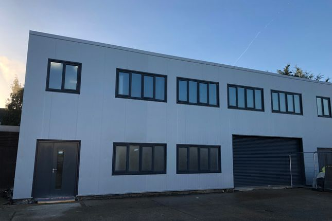 Thumbnail Light industrial for sale in Lyon Road, Brooke Trading Estate, Romford