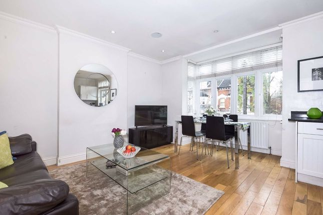 Thumbnail Flat to rent in Balham Park Road, London