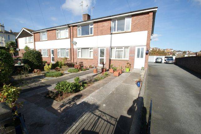 Thumbnail Flat for sale in Southfield Road, Paignton, Devon