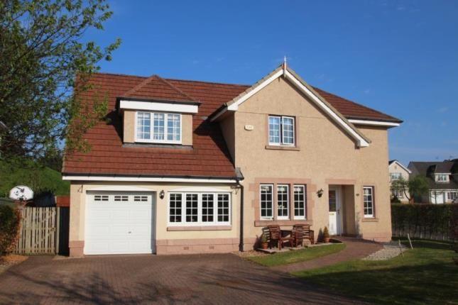 Thumbnail Detached house for sale in Barbush, Dunblane, Stirlingshire