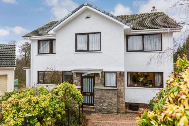 4 bed detached house for sale in Macleod Drive, Helensburgh, Argyll And Bute G84