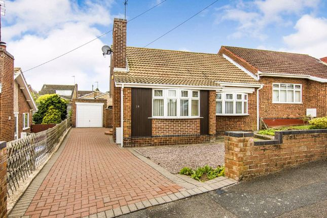 2 bed semi-detached bungalow for sale in Grasmere Road, Kettering, Northants NN16