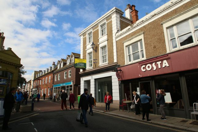 Thumbnail Retail premises for sale in High Street, Hythe