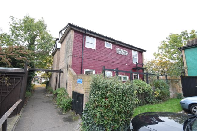 Thumbnail Flat to rent in Holgate, Pitsea
