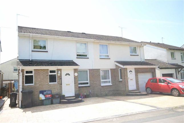 4 bed semi-detached house for sale in Worsley Road, Freshbrook, Swindon