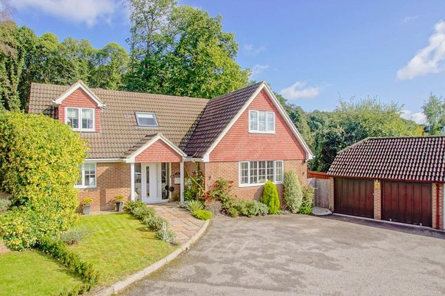 Thumbnail Detached house for sale in Pine Crest, Welwyn
