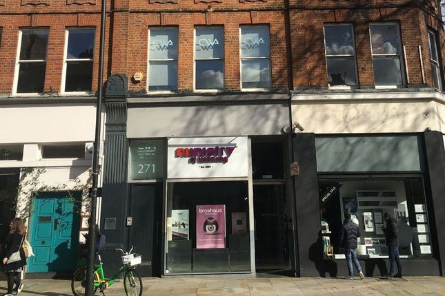 Thumbnail Retail premises to let in 271 Upper Street, London