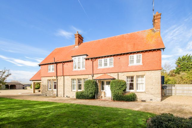 Thumbnail Detached house to rent in Fox Lane, Wootton, Abingdon