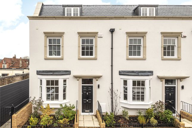 Thumbnail End terrace house for sale in St. Cross Road, Winchester, Hampshire
