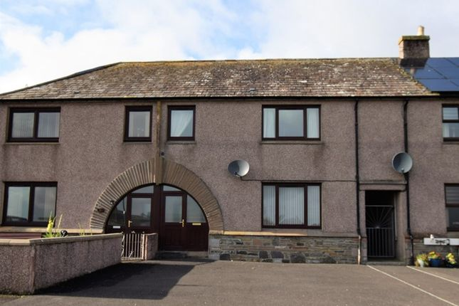 Thumbnail Terraced house for sale in 10 Henderson Square, Watten