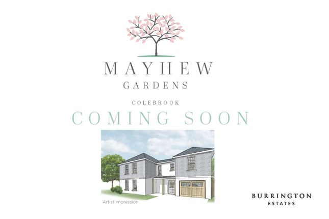 Thumbnail Detached house for sale in Colebrook Lane, Plympton, Plymouth