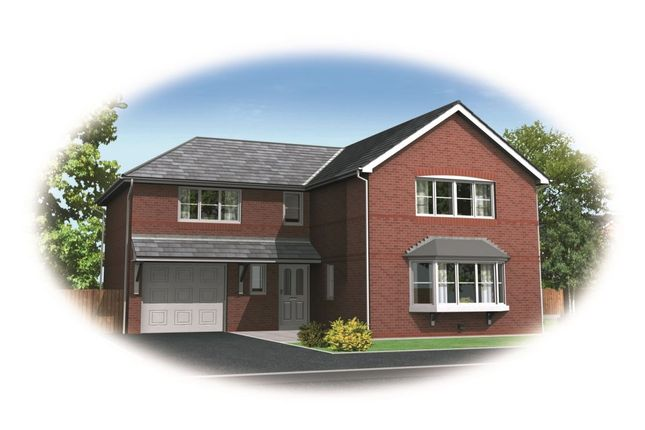 Thumbnail Detached house for sale in Pennine View, Farrington Road, Bacup