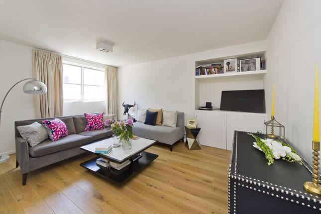 Thumbnail Flat to rent in Ashdown Lodge, Chepstow Villas, London