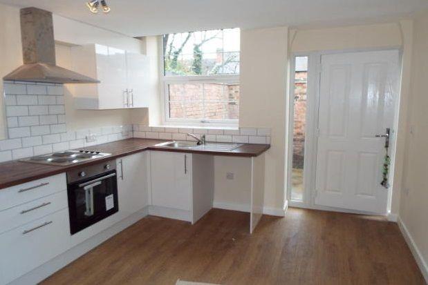 Thumbnail Flat to rent in Wood Street, Ilkeston