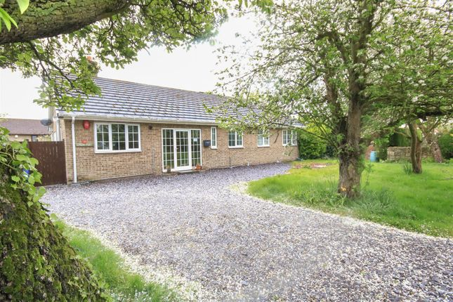 Thumbnail Detached bungalow for sale in Main Street, Sprotbrough, Doncaster