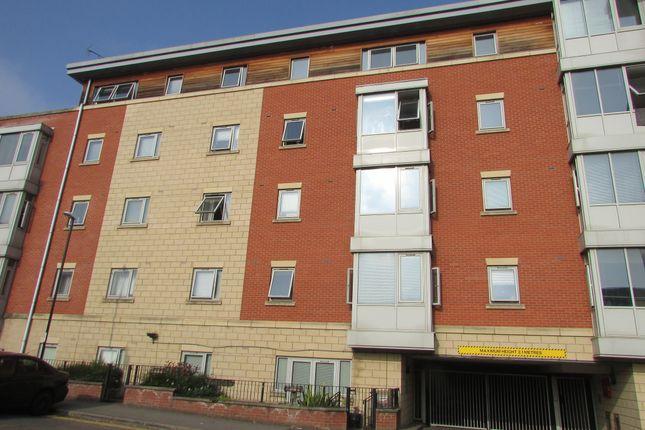 Thumbnail Flat to rent in Upper York Street, City Centre, Coventry