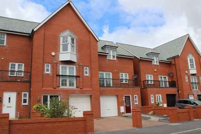 Thumbnail Town house for sale in Holmfield Road, Bispham, Blackpool