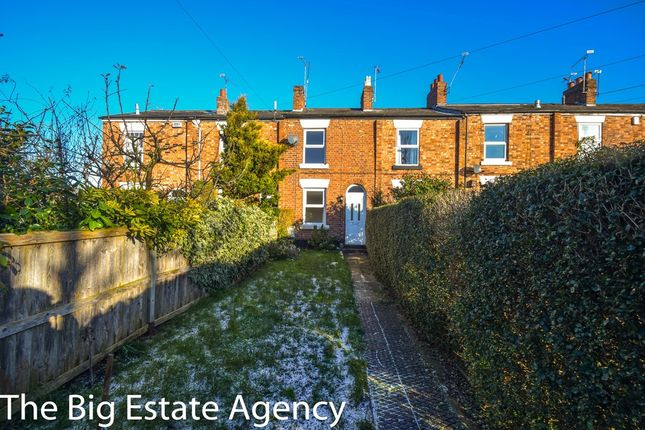 Thumbnail Terraced house to rent in Garden Terrace, Chester
