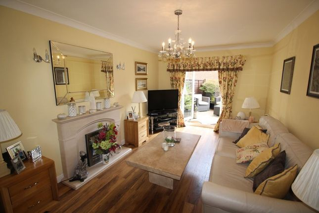 Thumbnail Terraced house for sale in Buzzard Road, Calne