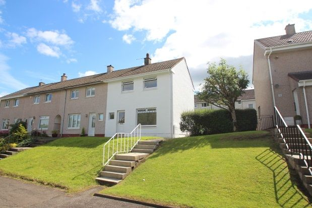 Thumbnail Terraced house to rent in Kirktonholme Road, East Kilbride, Glasgow