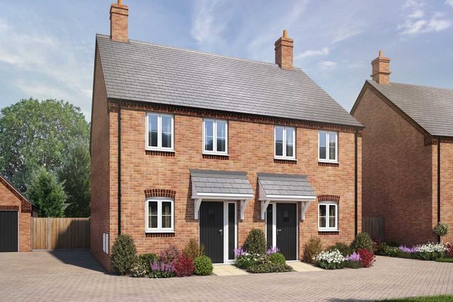 """2 bedroom semi-detached house for sale in """"The Bowes"""" at Reades Lane, Sonning Common, Oxfordshire, Sonning Common"""