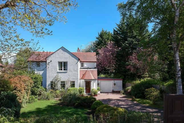 Thumbnail Detached house for sale in 9 Barnton Park, Barnton, Edinburgh
