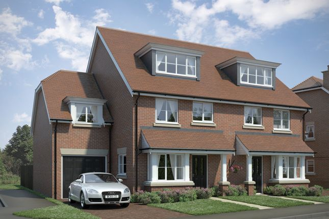 "Thumbnail Property for sale in ""The Browning"" at Brook Close, Storrington, Pulborough"