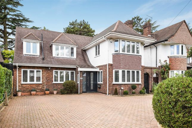 Thumbnail Detached house for sale in Dorset Drive, Edgware, Middlesex