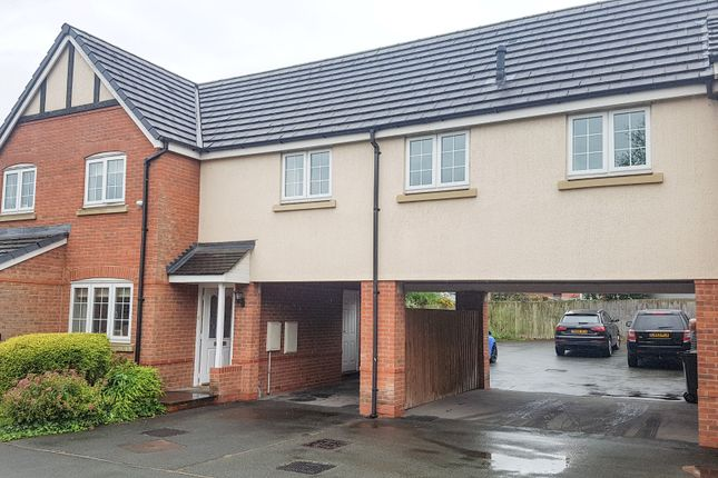 1 bed flat to rent in Williamson Drive, Nantwich