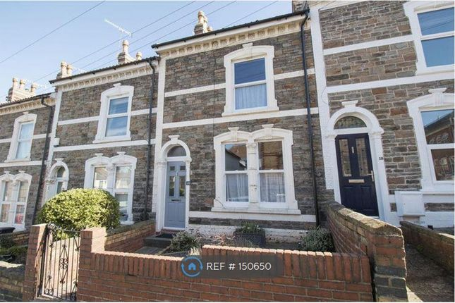 Thumbnail Terraced house to rent in Orchard Road, Bristol