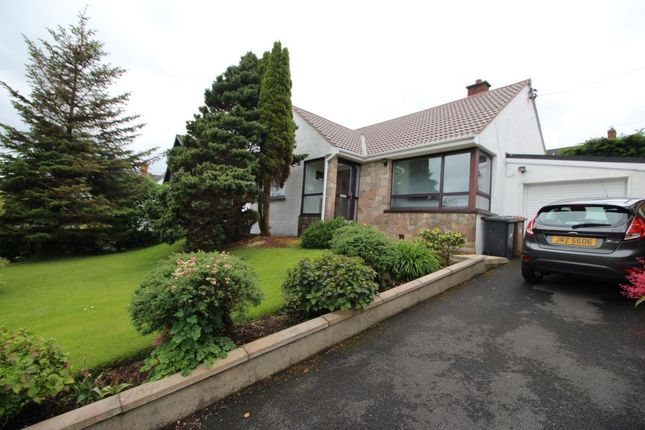 Thumbnail 3 bed detached house for sale in Killaire Park, Bangor