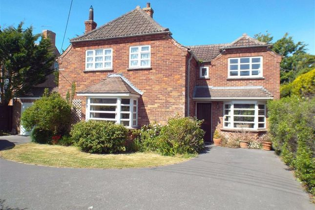 Thumbnail Detached house for sale in Berrow Road, Burnham-On-Sea, Somerset