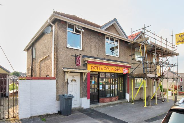 Thumbnail Flat for sale in Bowerham Road, Lancaster