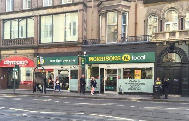 Thumbnail Retail premises to let in 27-31 Shandwick Place, Edinburgh