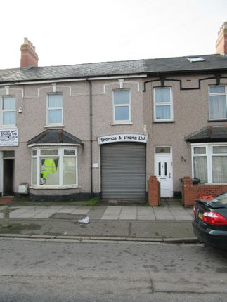 Thumbnail Warehouse for sale in Corporation Road, Newport